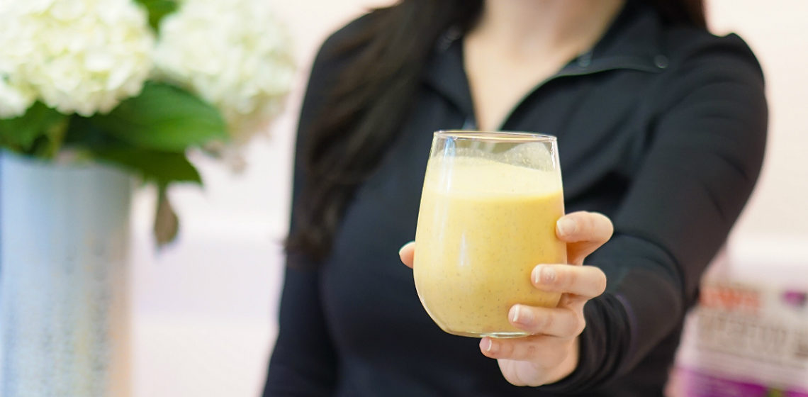 Celebrate National Nutrition Month with a Superfood Smoothie