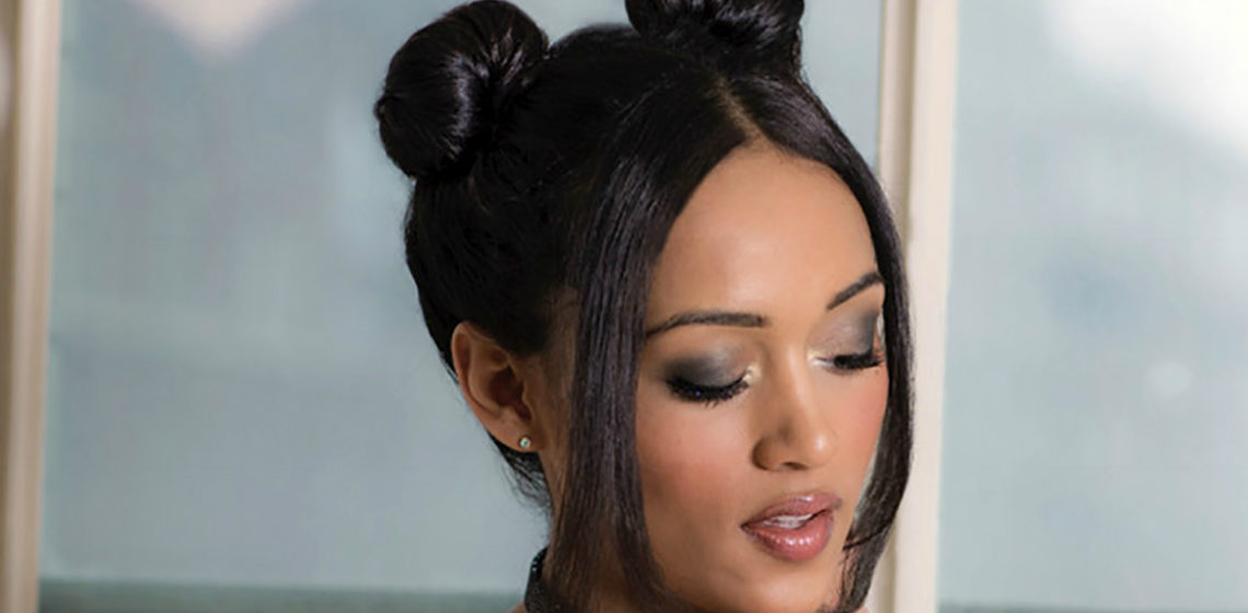 Fun & Flirty Beauty Tutorial - How To Get Miss USA's Double Bun Hairstyle