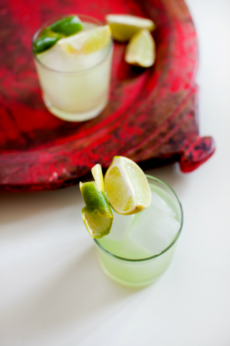 St. Patrick's Day Cocktail Recipe - Gin Fitzey