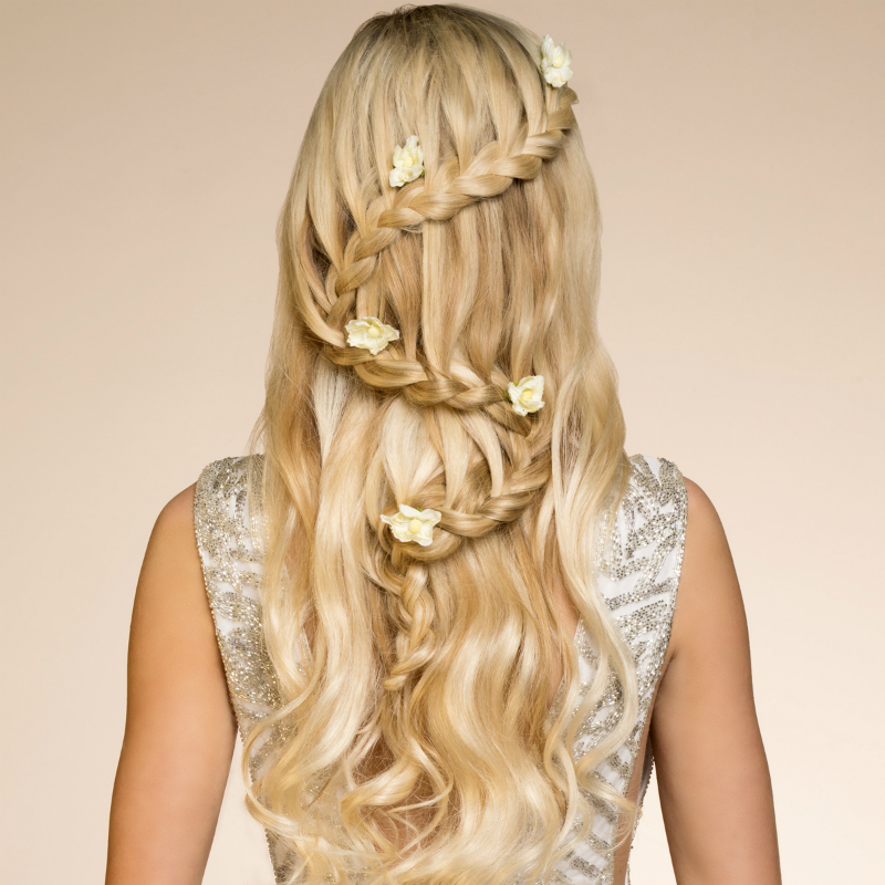 Fairytale Inspired Festival Hairstyles - Gorgeous Ways To Wear Your Hair at Coachella & Lollapalooza
