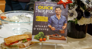 Gourmet Cooking Tips and Foodie Giveaway from Celebrity Chef Stuart O'Keeffe