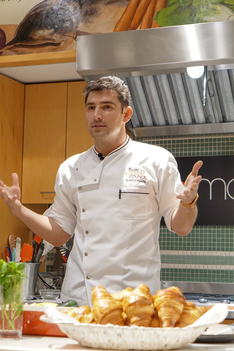 Gourmet Cooking Tips A Decadent Dessert Recipe Amp A Foodie Giveaway From Celebrity Chef Stuart O