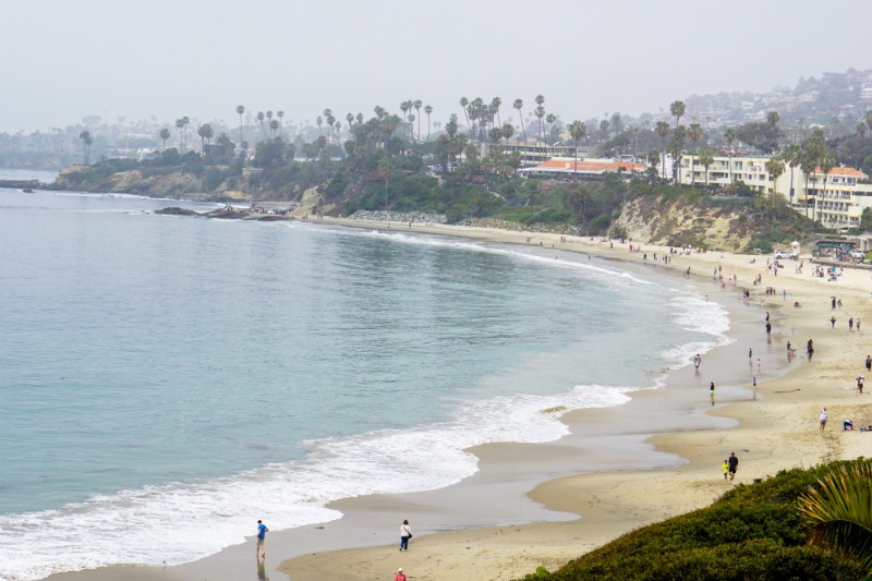 The Luxury Travel Guide to Laguna Beach - The Cliff Restaurant & Bar