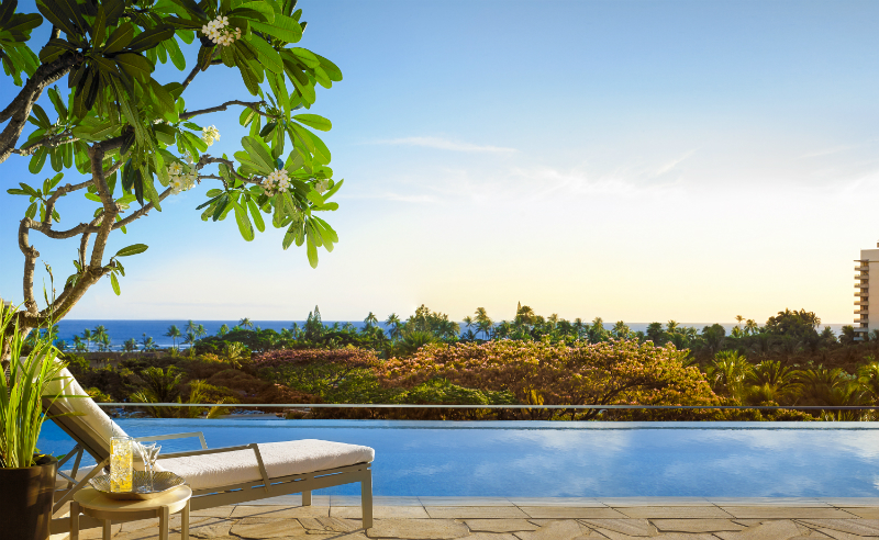 Luxury Wellness Retreats - Ritz-Carlton Waikiki Beach