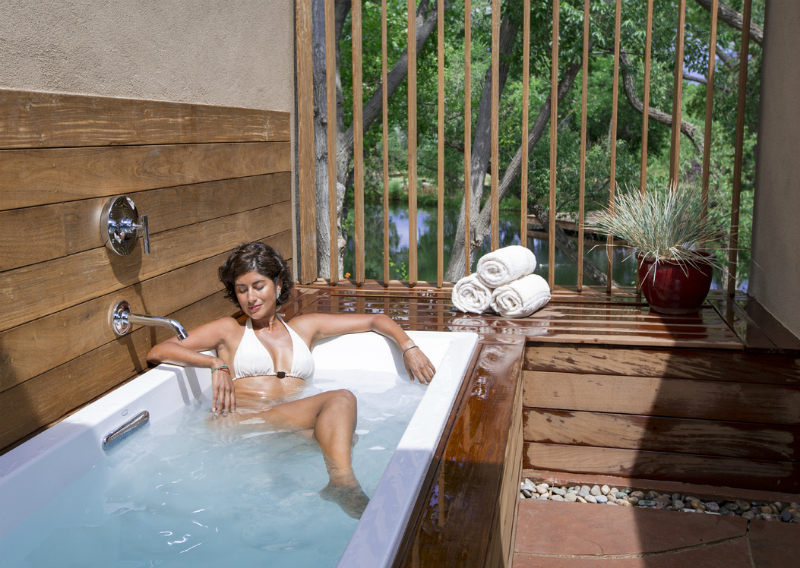 Luxury Wellness Retreats - Sunrise Springs Spa Resort
