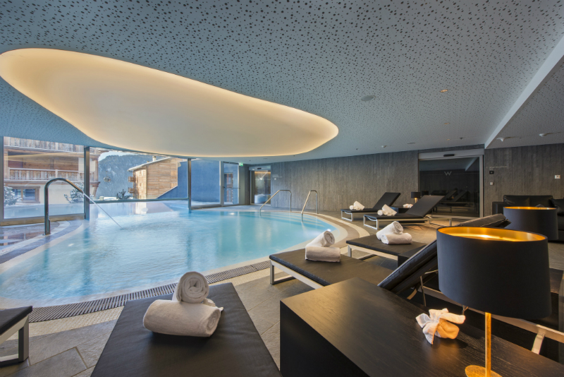 Luxury Wellness Retreats - W Verbier Fuel Weekends