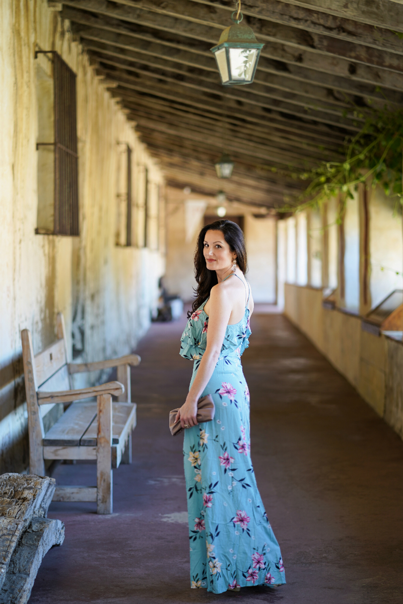 Summer Style Guide - 5 Gorgeous Dresses To Wear on Vacation - Carmel Mission