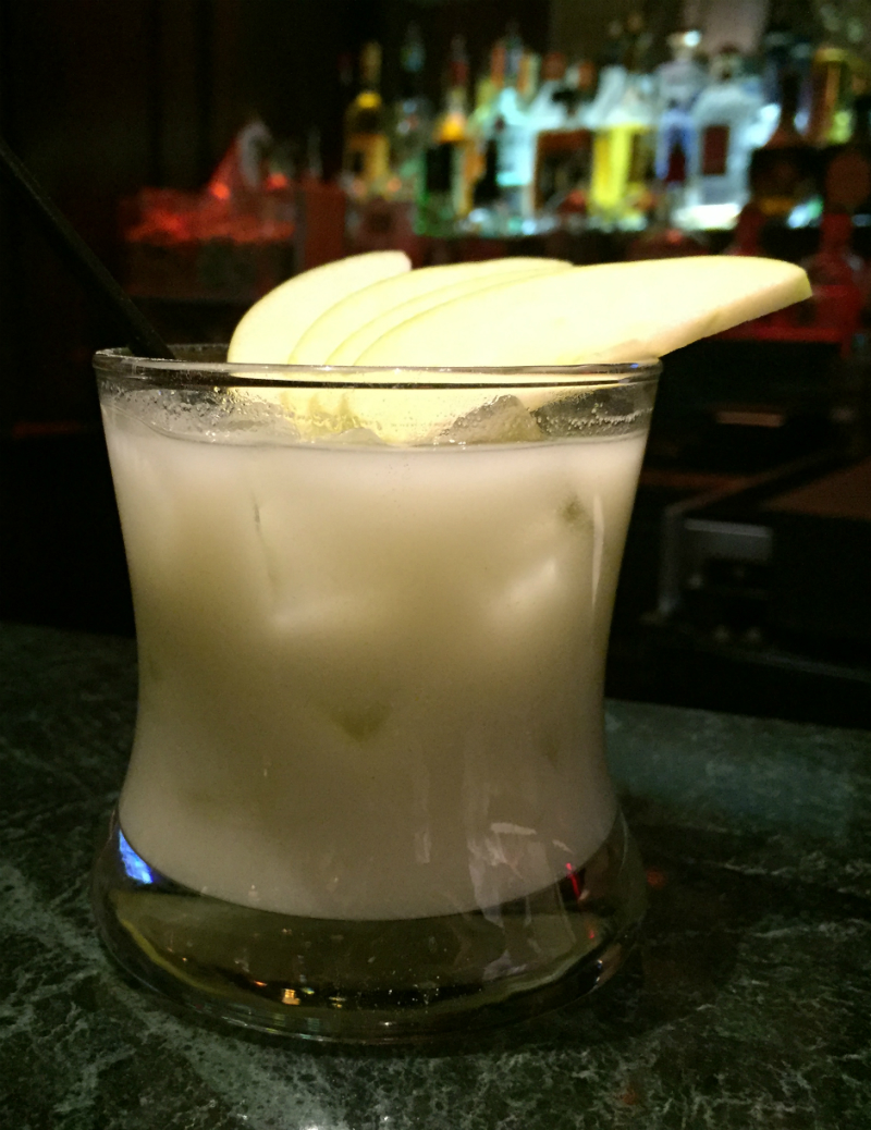 Tequila Recipe - Spicy Colada from Sofitel New York