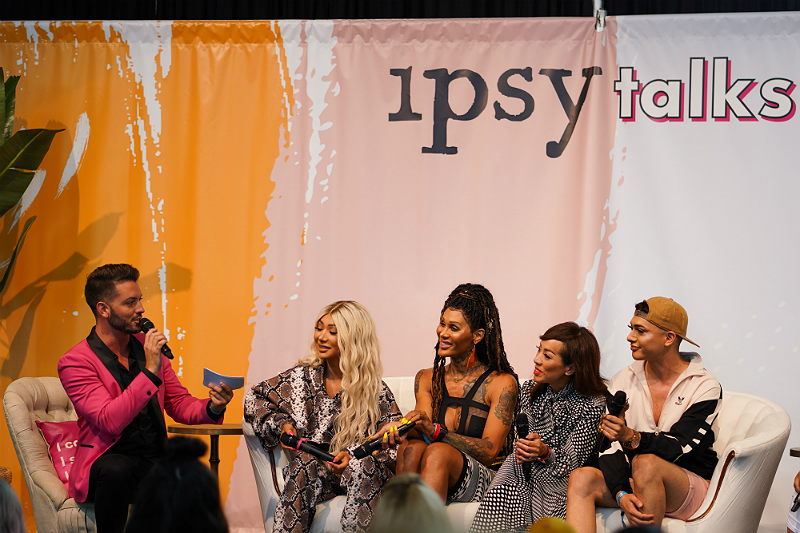 ipsy Gen Beauty 2018 San Francisco Beauty Conference - ipsy Talk with Content Creators and Beauty YouTube Stars