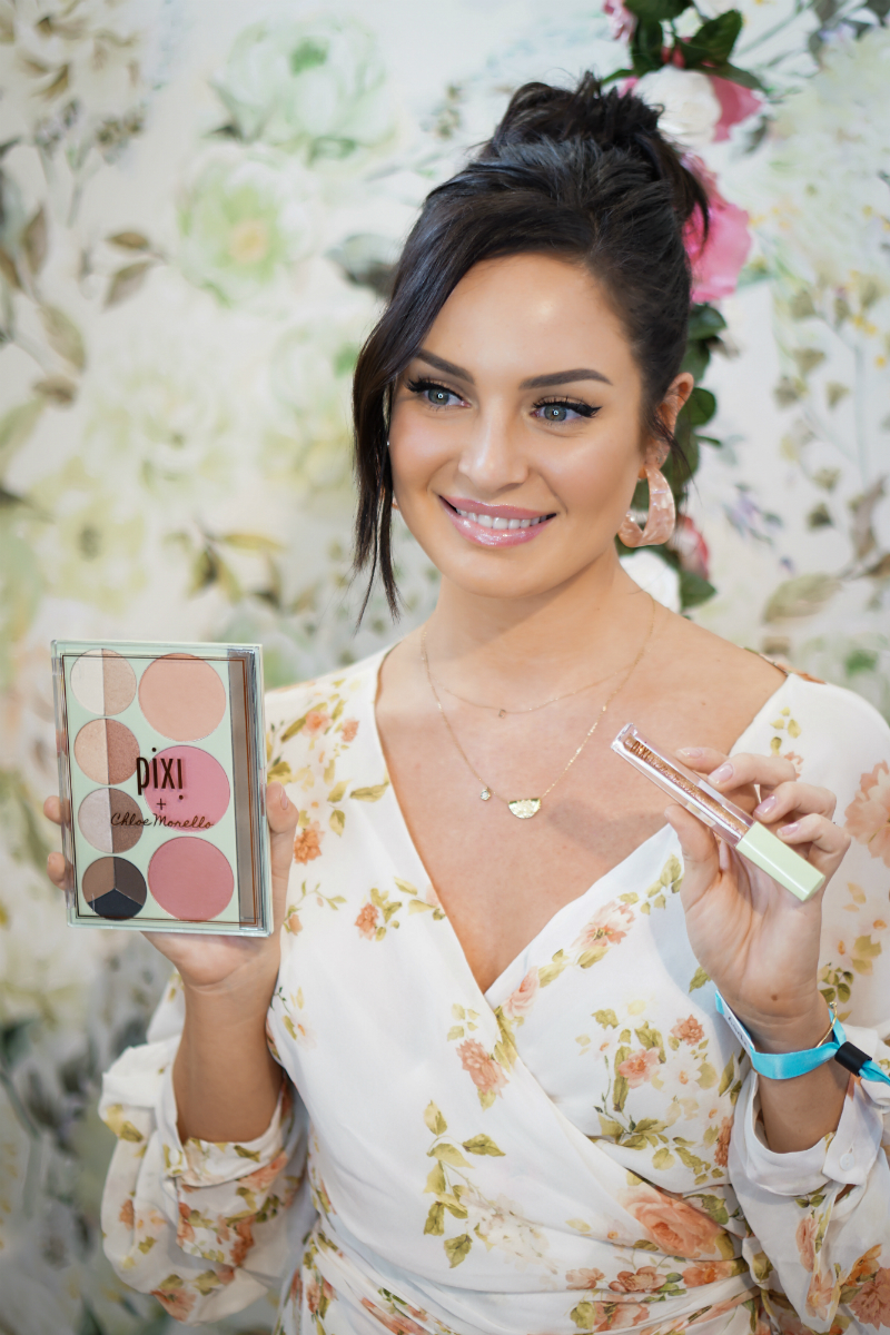 ipsy Gen Beauty 2018 San Francisco Beauty Conference - Chloe Morello for Pixi Beauty