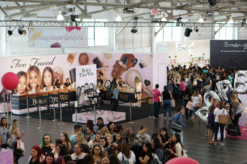ipsy Gen Beauty 2018 San Francisco Beauty Conference - Too Faced Cosmetics