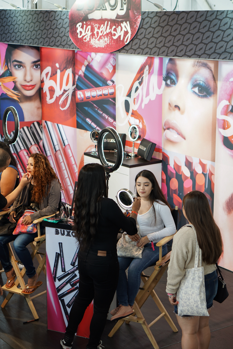 ipsy Gen Beauty 2018 San Francisco Beauty Conference - Buxom Cosmetics