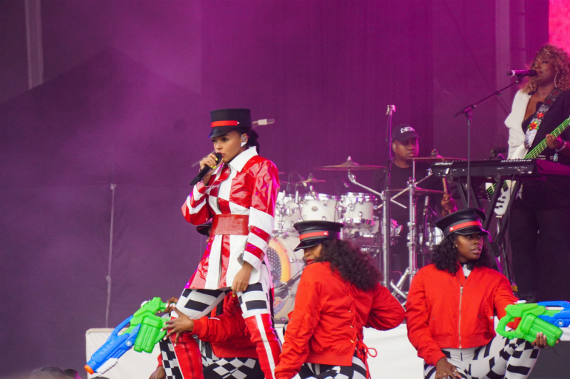2018 Outside Lands Music Festival - Janelle Monae
