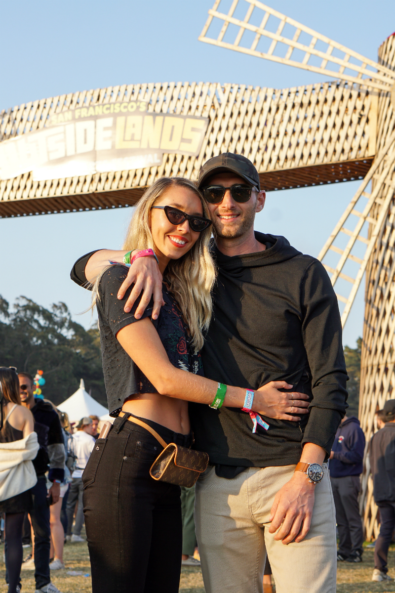 2018 Outside Lands Music Festival San Francisco