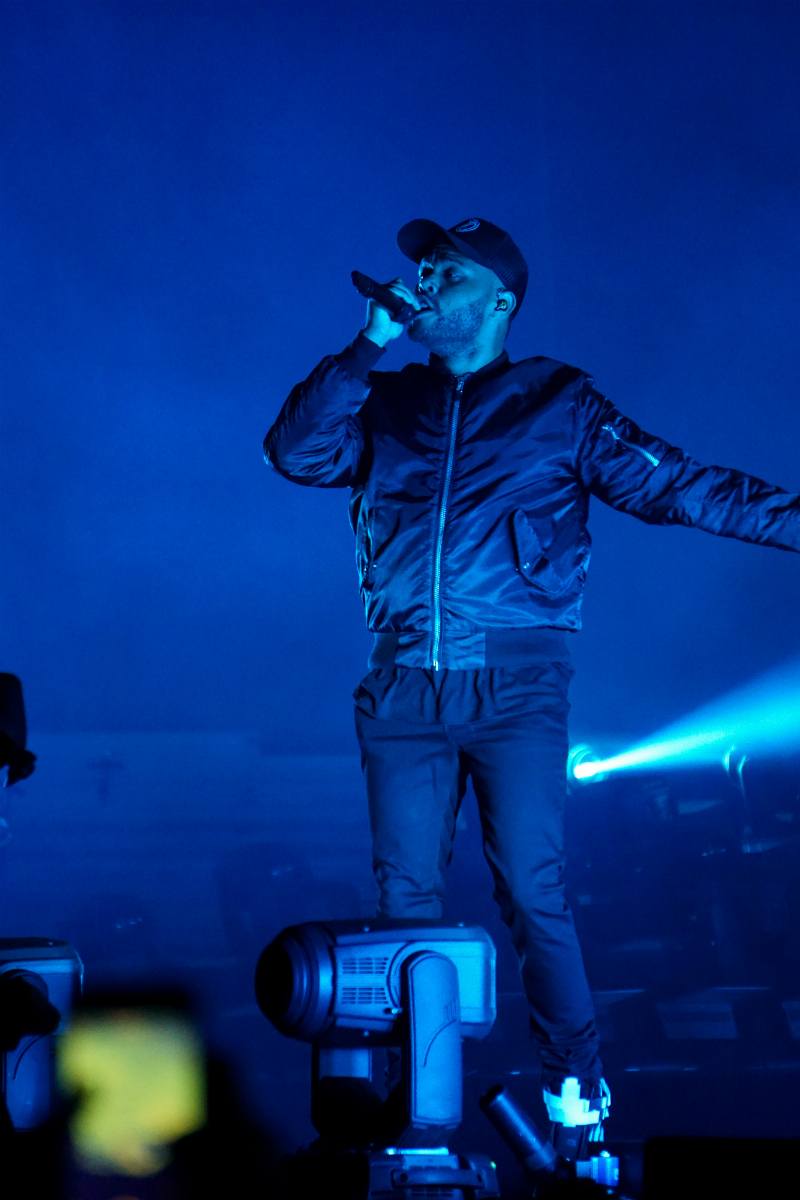 2018 Outside Lands Music Festival - The Weeknd