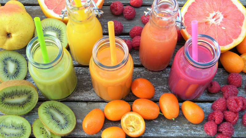 3 Juicing Recipes To Help You Shake Off The Pounds
