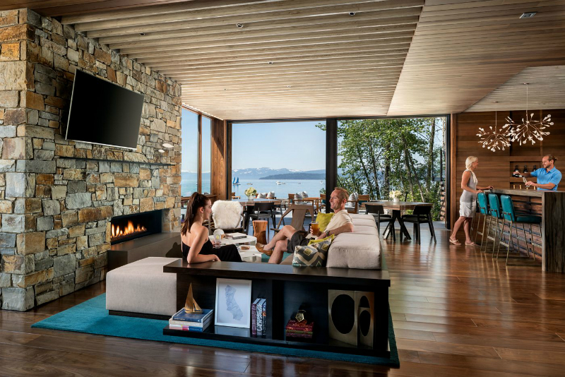 Luxury Labor Day Getaways - Ritz-Carlton Lake Tahoe