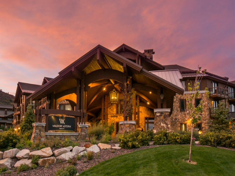 Luxury Labor Day Getaways - Waldorf Astoria Park City
