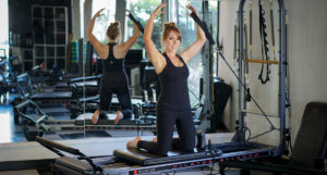 Pilates Reformer Guide - Upper Body Exercises