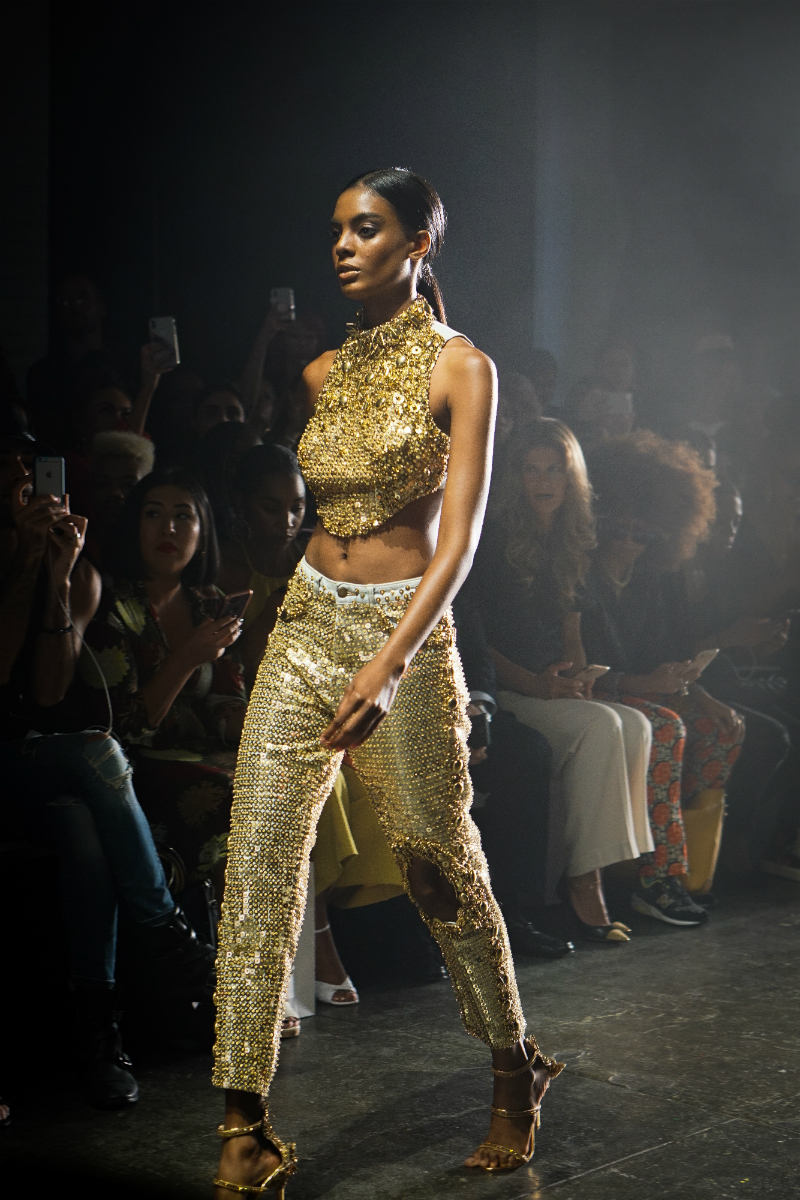 NYFW SS19 Style Series - Afffair Collection