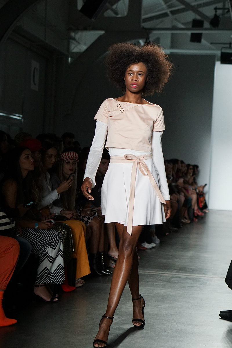NYFW Style Series - Contemporary Womenswear - Niki Srinivasa