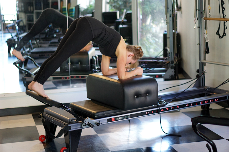 Pilates Reformer Ab Exercises - Pikes