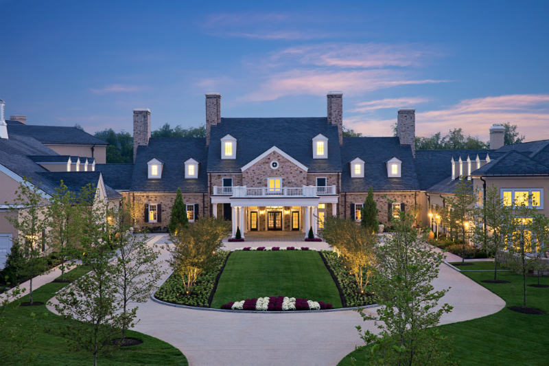The Coziest Luxury Hotels for Viewing Fall Foliage - Salamander Resort