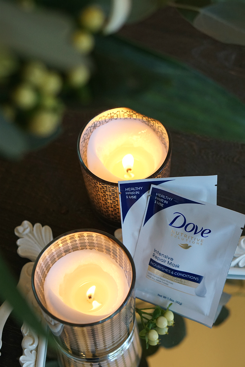 Fall Beauty Essentials - Dove Intensive Repair Mask
