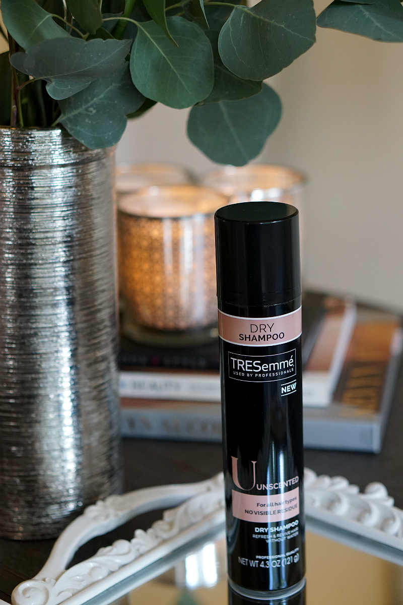 Fall Beauty Essentials - Tresemme Dry Shampoo
