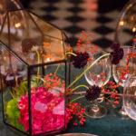 Entertaining Guide: Party Planning Tips for Hosting a Graffiti Glam Themed Holiday Dinner Party