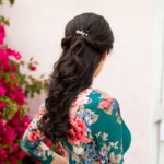 Hairstyle Tutorial: A Gorgeous Half-Up Half-Down Hairstyle for Any Celebration