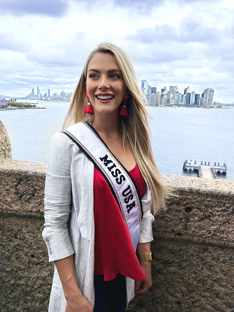 An Inspiring Interview with Miss USA 2018 Sarah Rose Summers