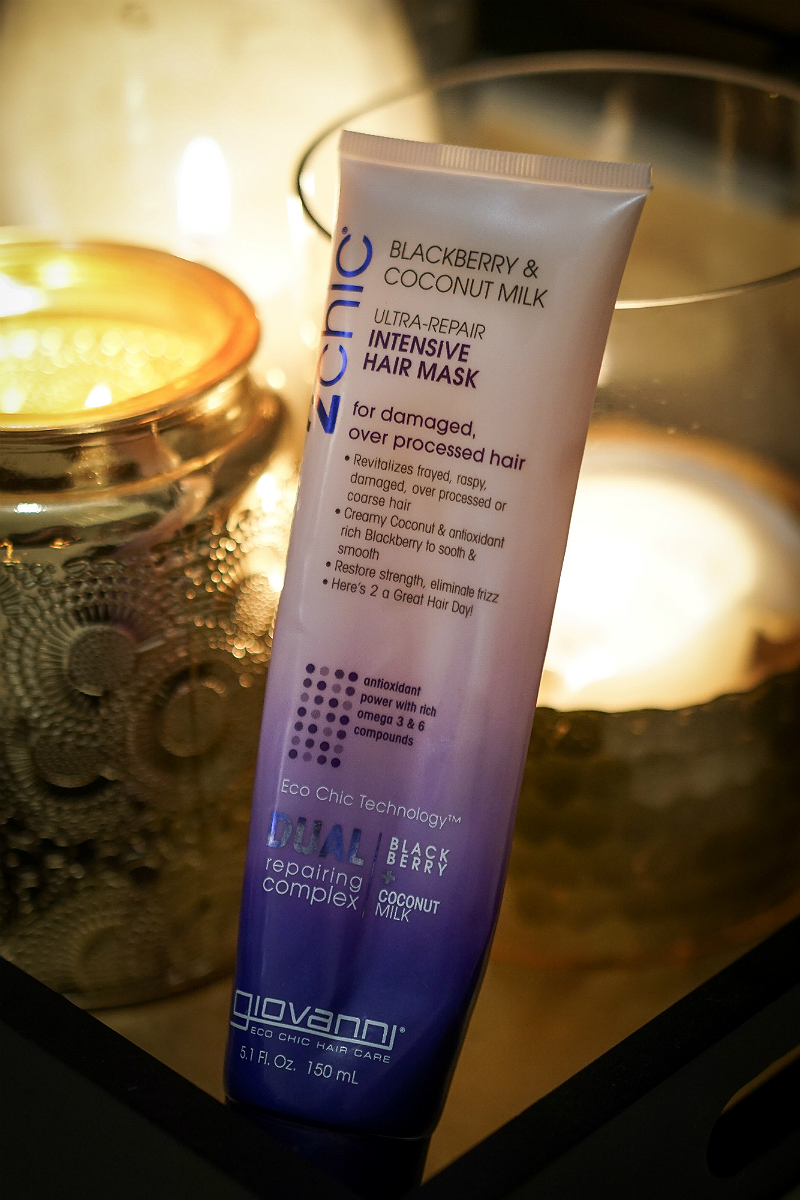 The Good Hair Day Guide - Giovanni Intensive Hair Mask