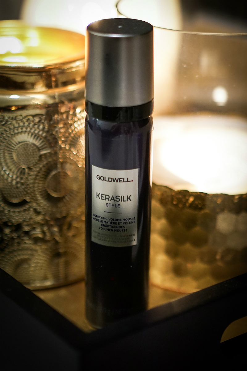 The Good Hair Day Guide - Goldwell Kerasilk Mousse