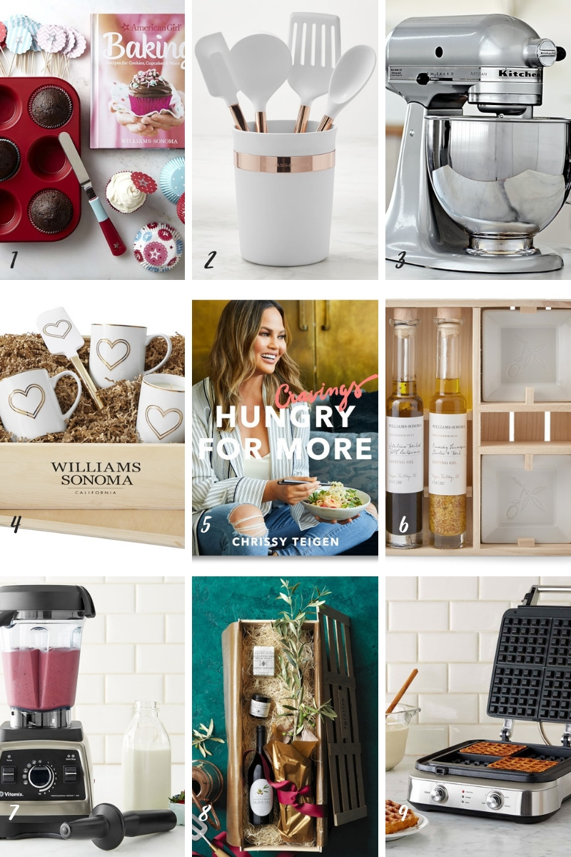 Inspirations & Celebrations 2018 Holiday Gift Guide - 9 Foodie Gifts