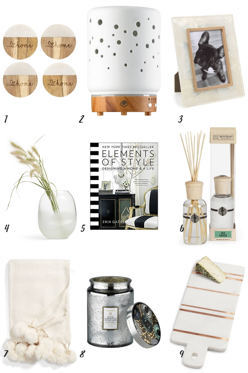 Inspirations & Celebrations 2018 Holiday Gift Guide - 9 Homemaker Gifts