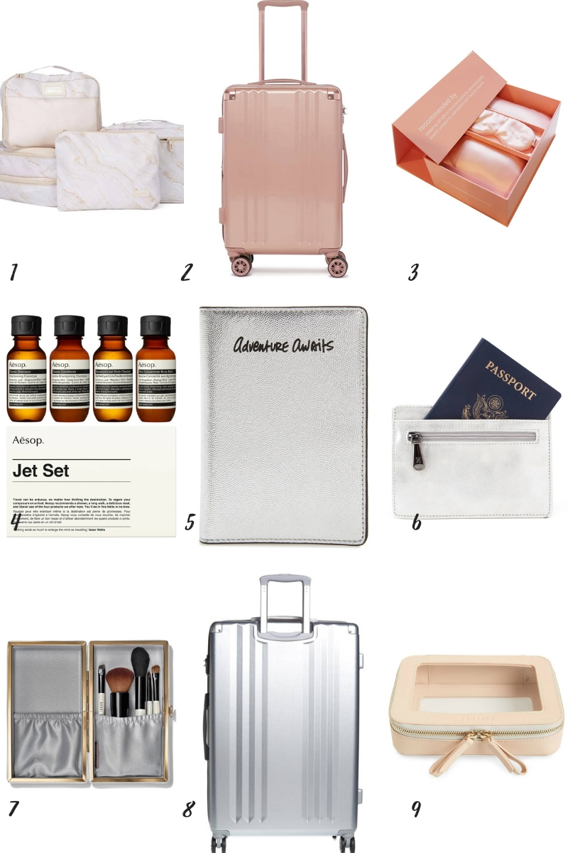 Inspirations & Celebrations 2018 Holiday Gift Guide - 9 Jetsetter Gifts