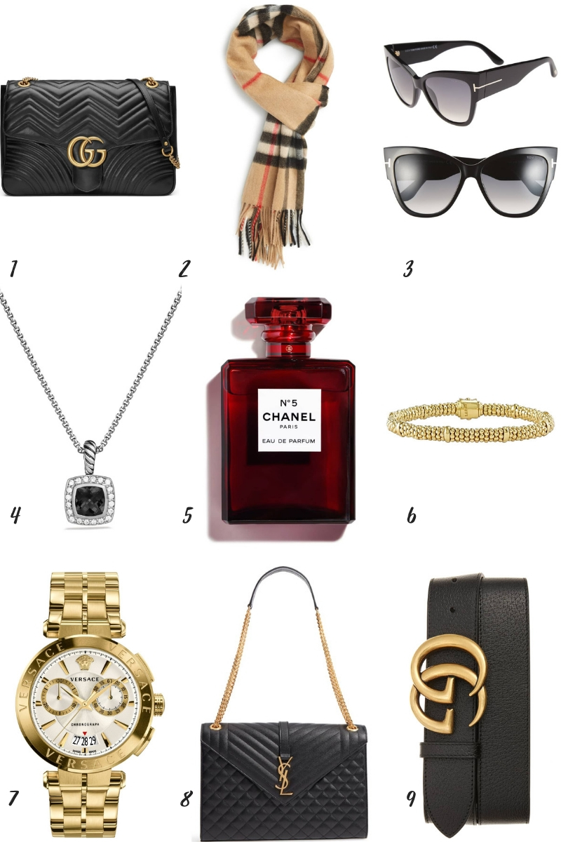 Inspirations & Celebrations 2018 Holiday Gift Guide - 9 Luxury Gifts