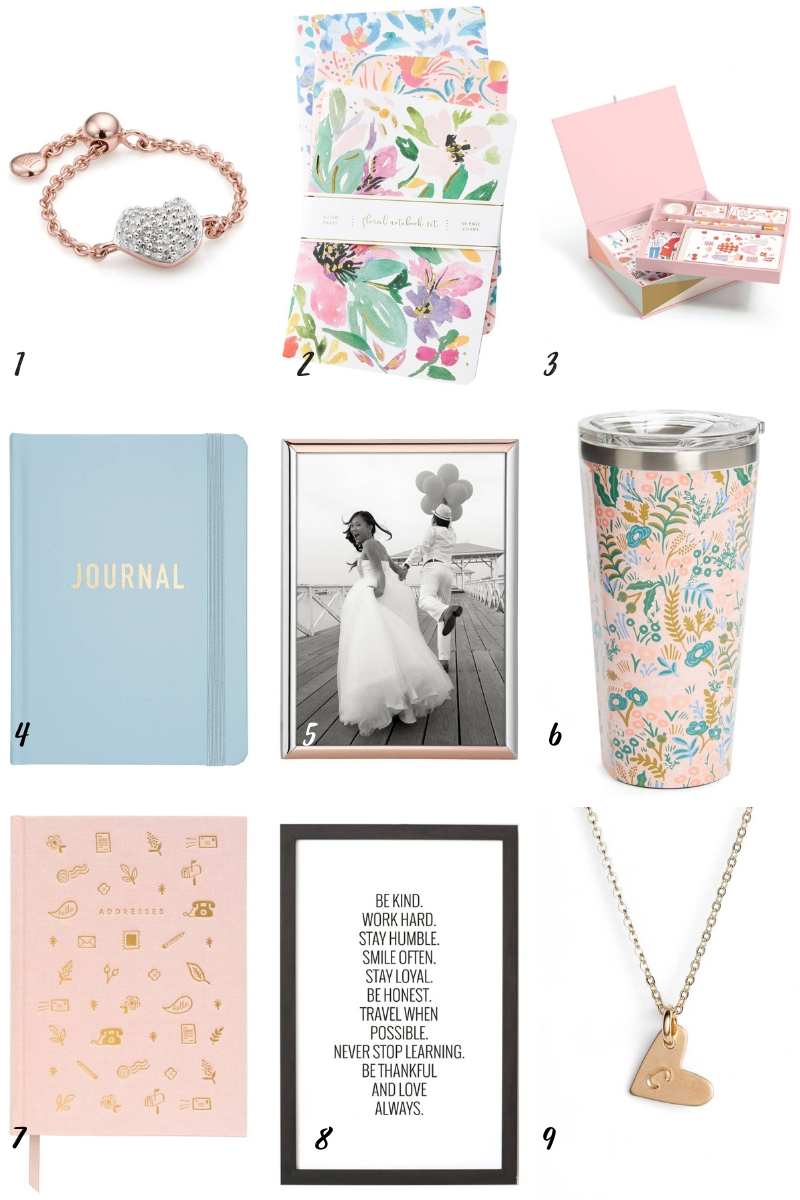 Inspirations & Celebrations 2018 Holiday Gift Guide - 9 Sweetheart Gifts