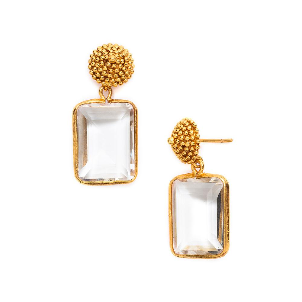 Julie Vos Gift Guide - D'Argent Earrings