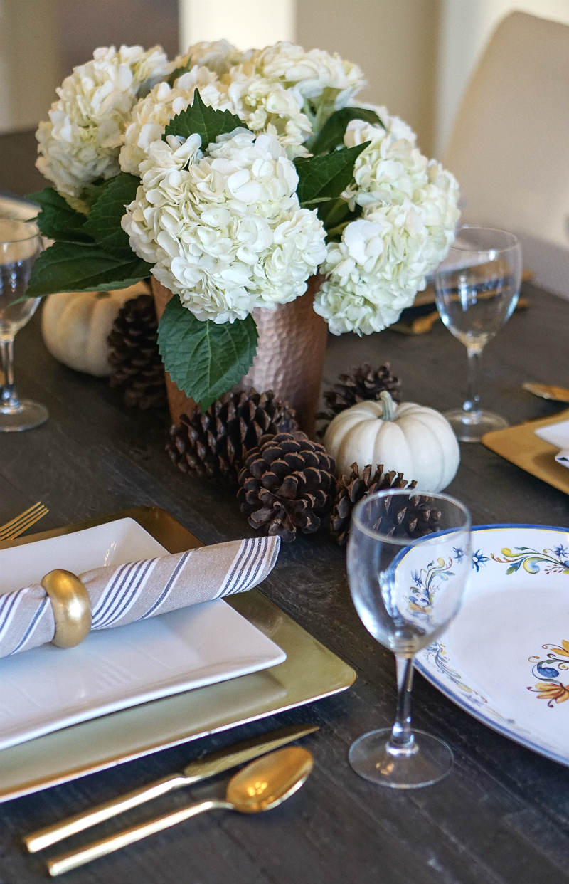 Thanksgiving Tablescape Ideas That Are Elegant and Effortless