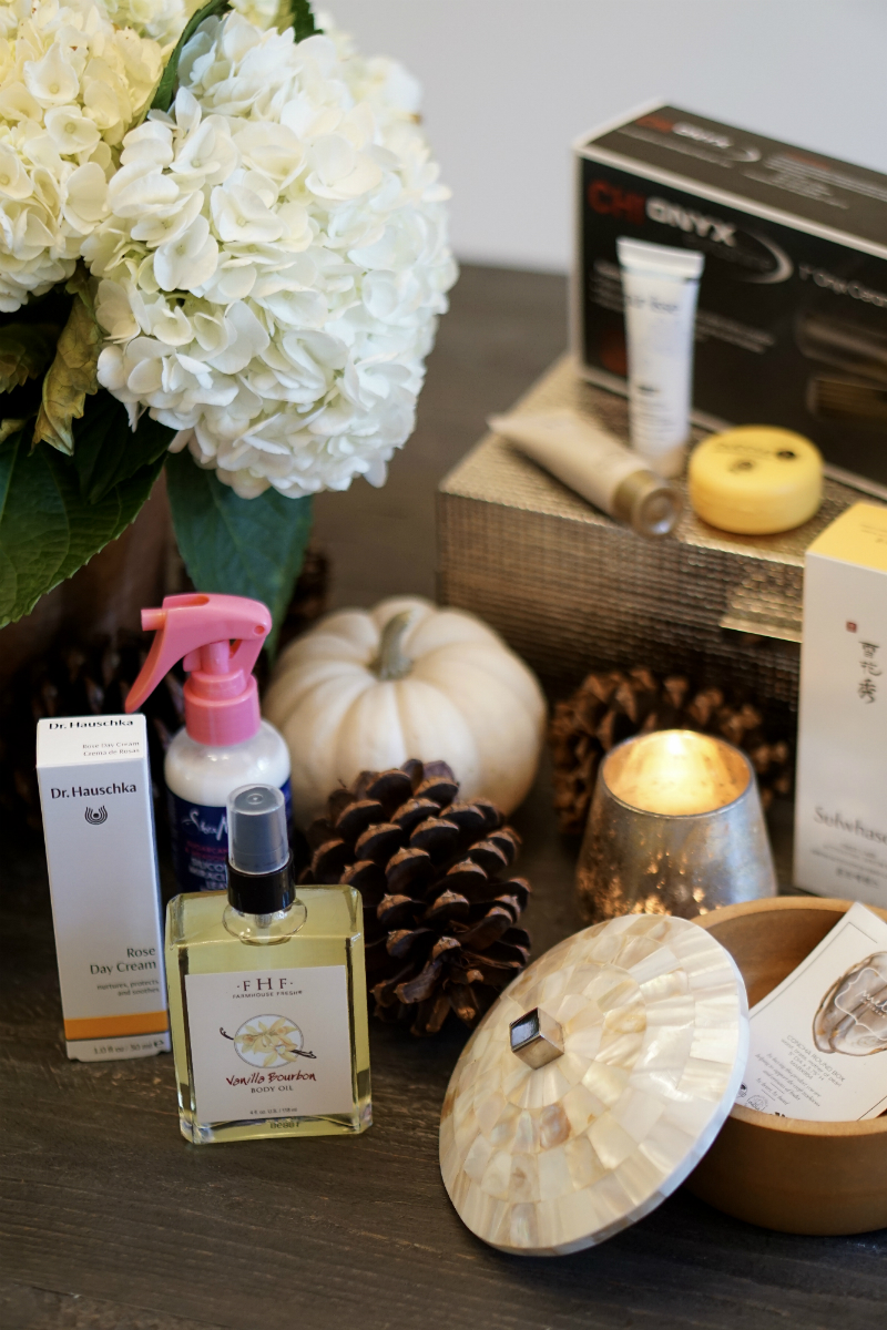The Autumn Glow Fall Beauty Giveaway from Inspirations & Celebrations