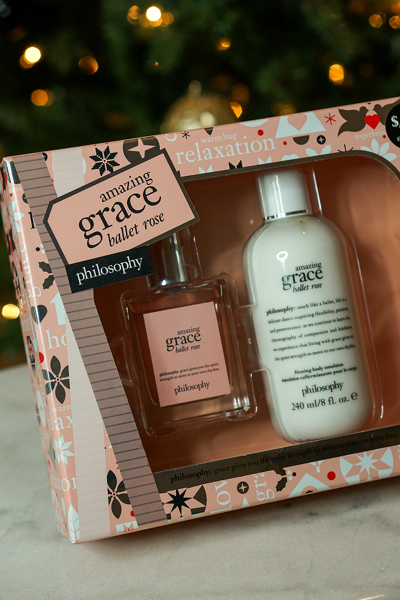 Holiday Giveaway - Philosophy Amazing Grace Ballet Rose Set