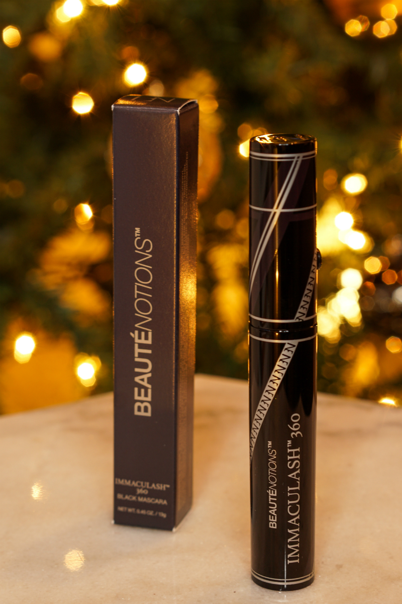 Holiday Giveaway - Beautenotion Immaculash Mascara