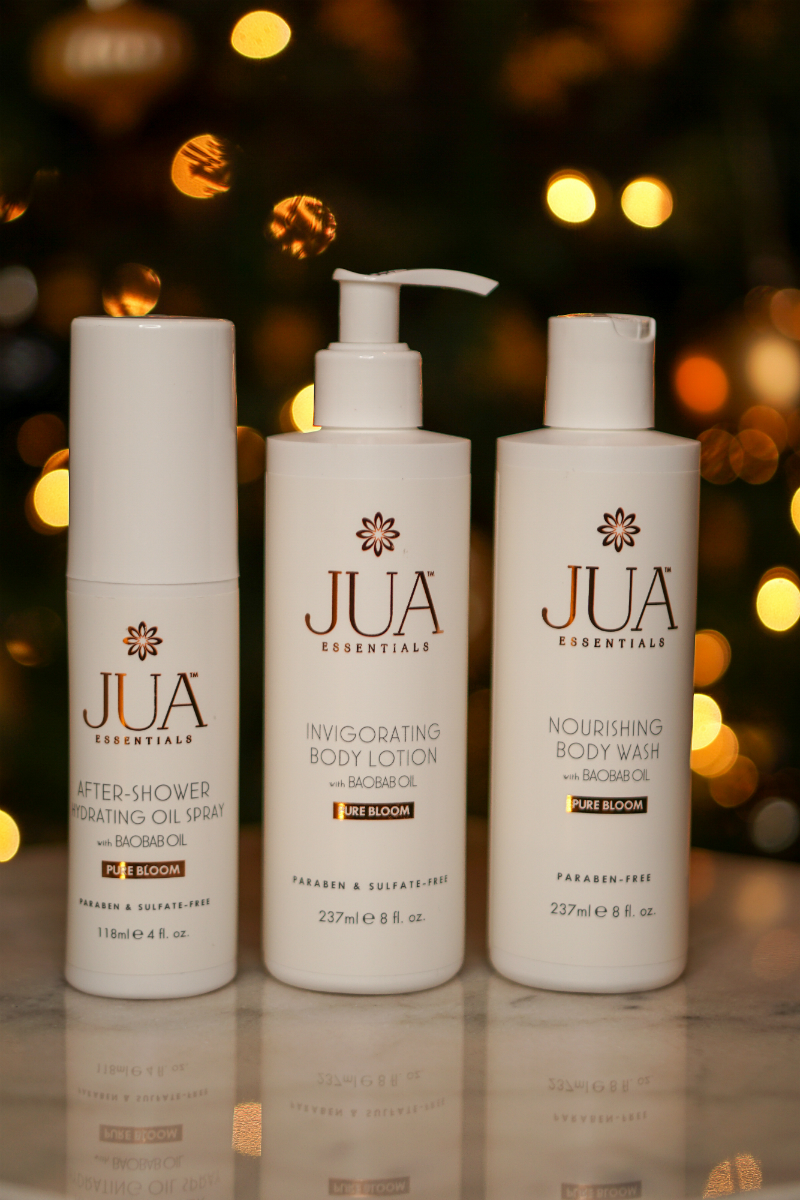Holiday Giveaway - JUA Essentials Trio