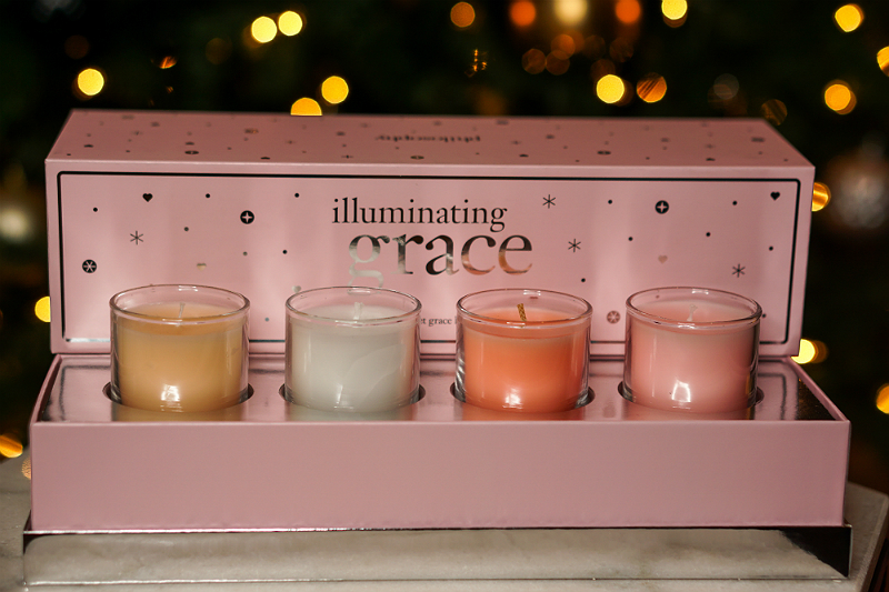 Holiday Giveaway - Philosophy Illuminating Grace Candle Set