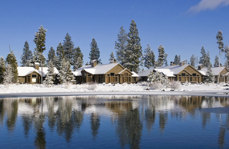 Winter Wonderland Vacations - Sunriver Resort Oregon