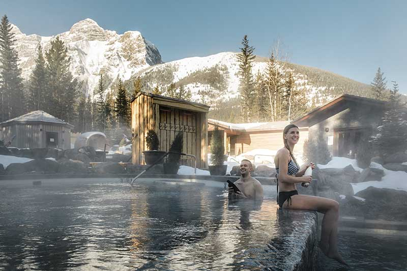 7 Luxury Wellness Retreats - Evolve Retreat at Pomery Kananaskis Mountain Lodge