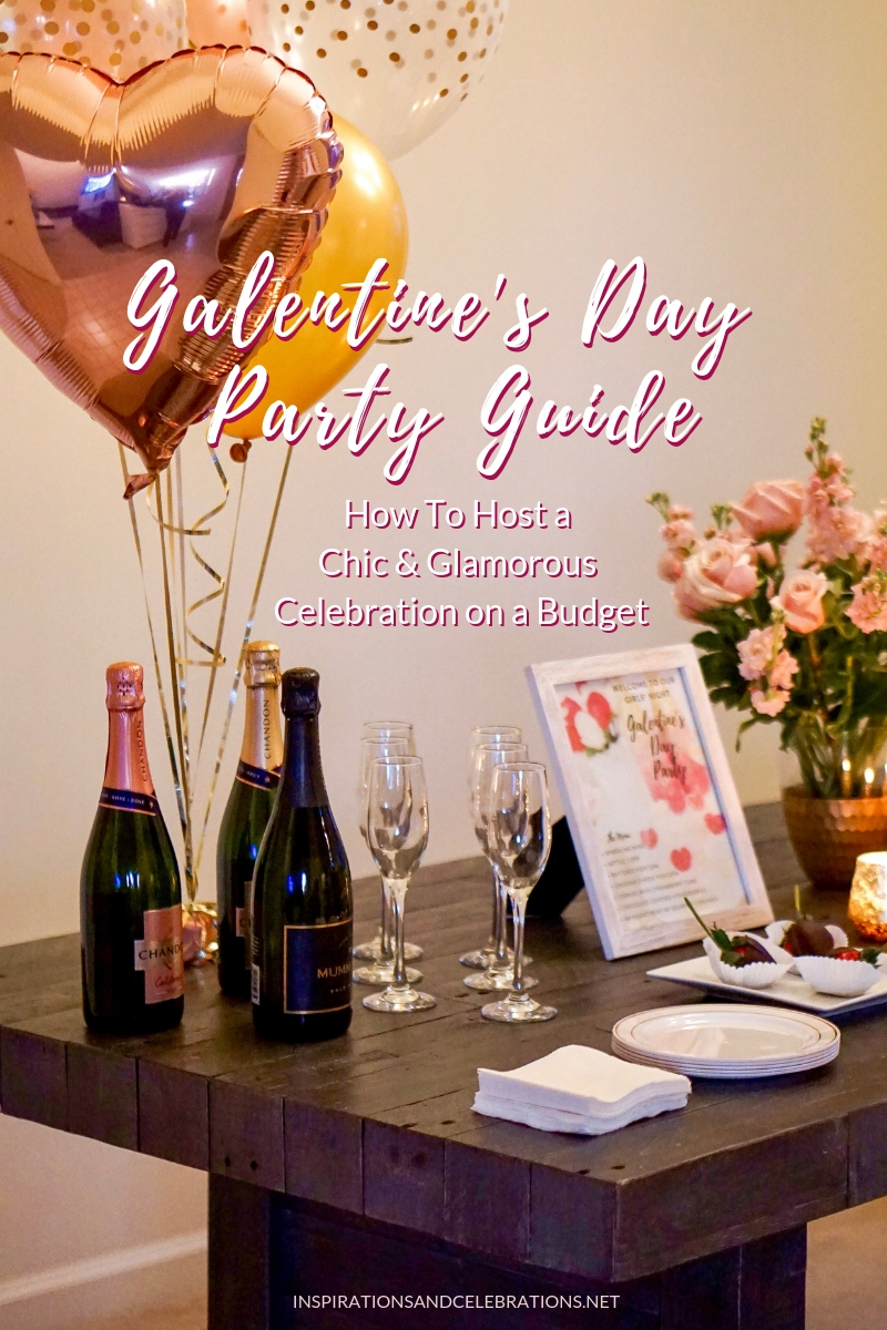 Galentine's Day Party Guide - Budget-friendly Party Planning Tips