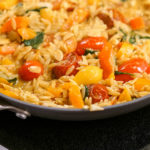 Coconut Curry Veggie Pasta - A Healthier Vegan Recipe That's Great for Winter